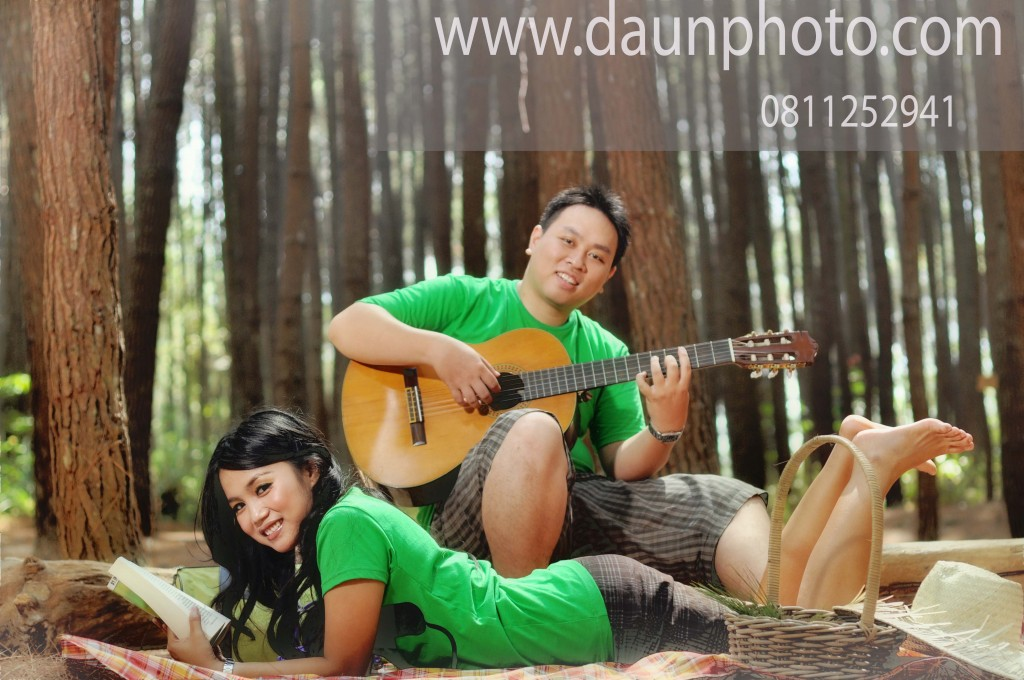 prewedding outdoor
