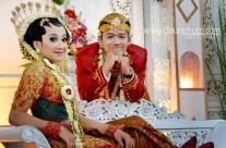 Pernikahan Bahagia Ayu dan Irul