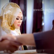 The Wedding Dyah dan Wisnu dalam Lensa Daunphoto