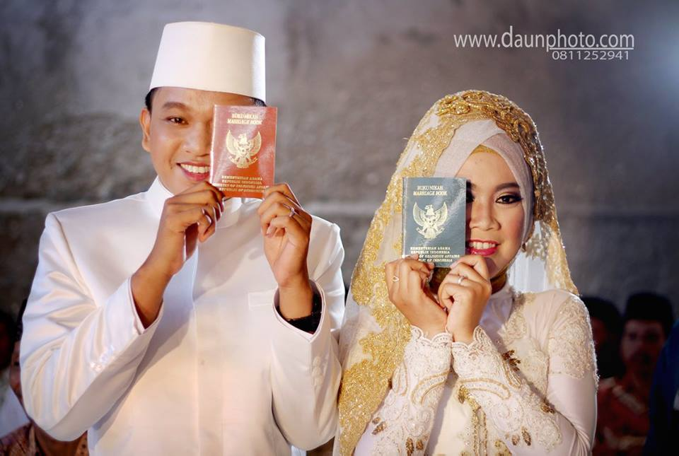 Wedding Dyah Wisnu Daunphoto 4