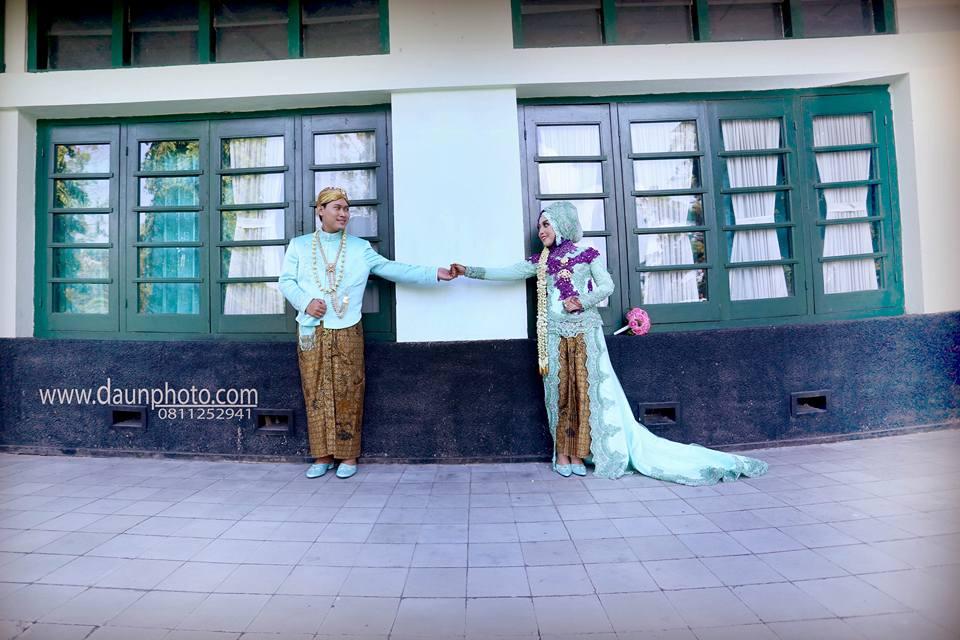 daunphoto fadhil dan Arini 7