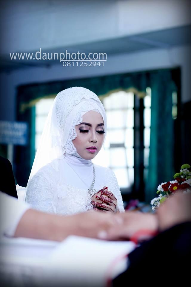daunphoto fadhil dan Arini 8