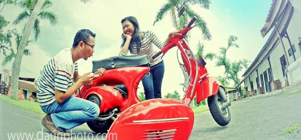 Fotografi Pre Wedding Pilihan Daunphoto
