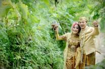 Foto Wedding Outdoor Gedangsari Klaten