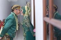 Pernikahan Bercorak Hijau Dua Dokter Sejoli