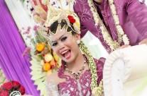 Pernikahan Dina dan Fendi, Tulung, Klaten